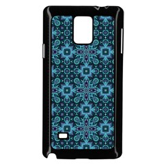 Abstract Pattern Design Texture Samsung Galaxy Note 4 Case (black)