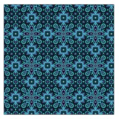 Abstract Pattern Design Texture Large Satin Scarf (square)