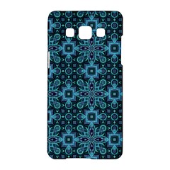 Abstract Pattern Design Texture Samsung Galaxy A5 Hardshell Case
