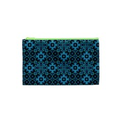 Abstract Pattern Design Texture Cosmetic Bag (xs)