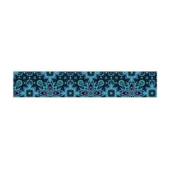 Abstract Pattern Design Texture Flano Scarf (mini)