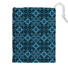 Abstract Pattern Design Texture Drawstring Pouches (XXL)