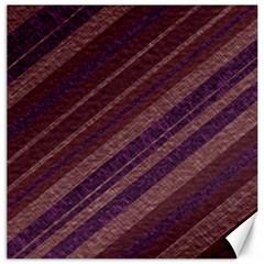 Stripes Course Texture Background Canvas 20  x 20
