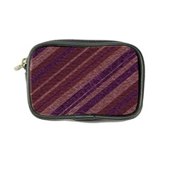 Stripes Course Texture Background Coin Purse