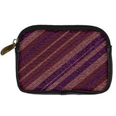 Stripes Course Texture Background Digital Camera Cases