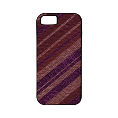 Stripes Course Texture Background Apple Iphone 5 Classic Hardshell Case (pc+silicone)