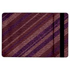 Stripes Course Texture Background Ipad Air 2 Flip