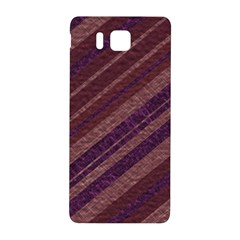 Stripes Course Texture Background Samsung Galaxy Alpha Hardshell Back Case