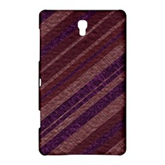 Stripes Course Texture Background Samsung Galaxy Tab S (8.4 ) Hardshell Case