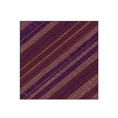 Stripes Course Texture Background Satin Bandana Scarf