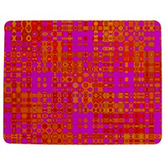 Pink Orange Bright Abstract Jigsaw Puzzle Photo Stand (Rectangular)
