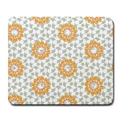 Stamping Pattern Fashion Background Large Mousepads