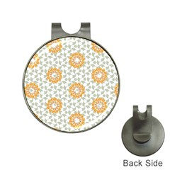 Stamping Pattern Fashion Background Hat Clips with Golf Markers