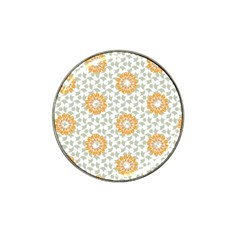 Stamping Pattern Fashion Background Hat Clip Ball Marker