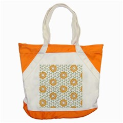Stamping Pattern Fashion Background Accent Tote Bag