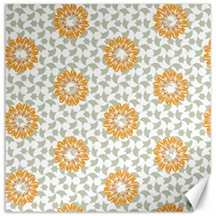 Stamping Pattern Fashion Background Canvas 20  x 20