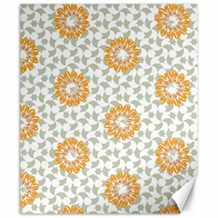 Stamping Pattern Fashion Background Canvas 20  x 24