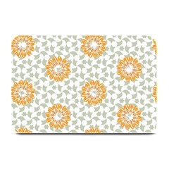Stamping Pattern Fashion Background Plate Mats