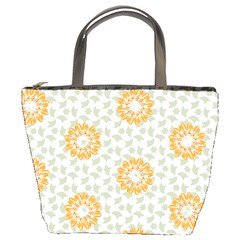 Stamping Pattern Fashion Background Bucket Bags