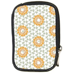 Stamping Pattern Fashion Background Compact Camera Cases