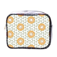Stamping Pattern Fashion Background Mini Toiletries Bags