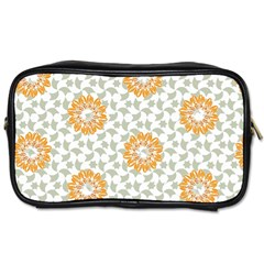 Stamping Pattern Fashion Background Toiletries Bags 2 Side