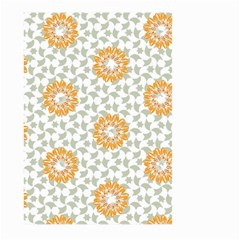 Stamping Pattern Fashion Background Large Garden Flag (two Sides)