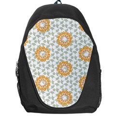 Stamping Pattern Fashion Background Backpack Bag