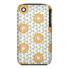 Stamping Pattern Fashion Background Iphone 3s/3gs