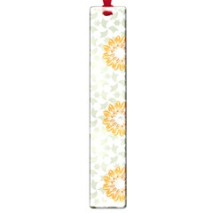 Stamping Pattern Fashion Background Large Book Marks