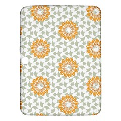 Stamping Pattern Fashion Background Samsung Galaxy Tab 3 (10 1 ) P5200 Hardshell Case