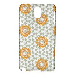 Stamping Pattern Fashion Background Samsung Galaxy Note 3 N9005 Hardshell Case