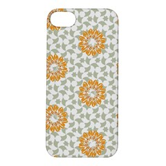 Stamping Pattern Fashion Background Apple Iphone 5s/ Se Hardshell Case
