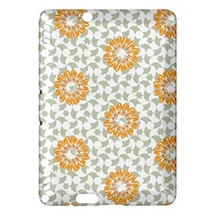 Stamping Pattern Fashion Background Kindle Fire Hdx Hardshell Case
