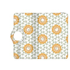 Stamping Pattern Fashion Background Kindle Fire Hdx 8 9  Flip 360 Case