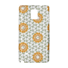 Stamping Pattern Fashion Background Samsung Galaxy Note 4 Hardshell Case