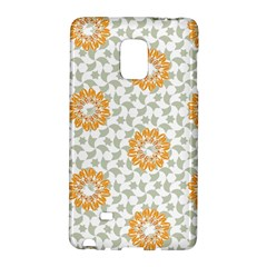 Stamping Pattern Fashion Background Galaxy Note Edge