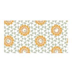 Stamping Pattern Fashion Background Satin Wrap