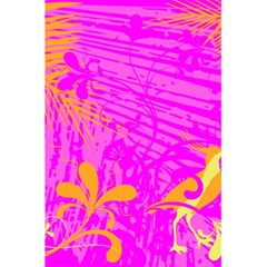 Spring Tropical Floral Palm Bird 5.5  x 8.5  Notebooks