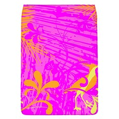 Spring Tropical Floral Palm Bird Flap Covers (S)