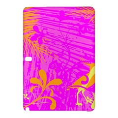 Spring Tropical Floral Palm Bird Samsung Galaxy Tab Pro 10 1 Hardshell Case