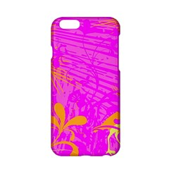 Spring Tropical Floral Palm Bird Apple Iphone 6/6s Hardshell Case