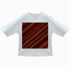 Stripes Course Texture Background Infant/Toddler T-Shirts