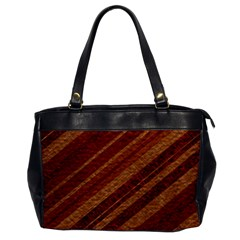 Stripes Course Texture Background Office Handbags
