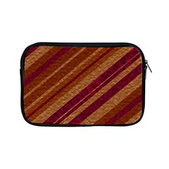 Stripes Course Texture Background Apple Ipad Mini Zipper Cases