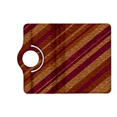 Stripes Course Texture Background Kindle Fire HD (2013) Flip 360 Case