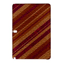 Stripes Course Texture Background Samsung Galaxy Tab Pro 10 1 Hardshell Case