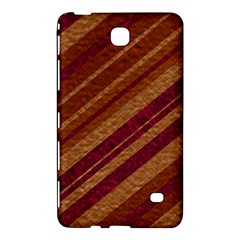 Stripes Course Texture Background Samsung Galaxy Tab 4 (8 ) Hardshell Case