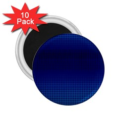 Blue Dot 2.25  Magnets (10 pack)