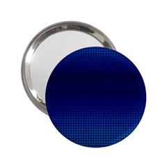 Blue Dot 2.25  Handbag Mirrors